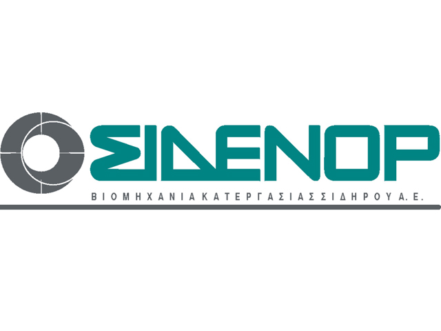 Sidenor logo