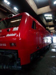 Rail Cargo Logistics Goldair